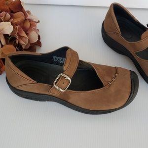 Keen Slip Resistant Mary Janes Comfort Shoe 6